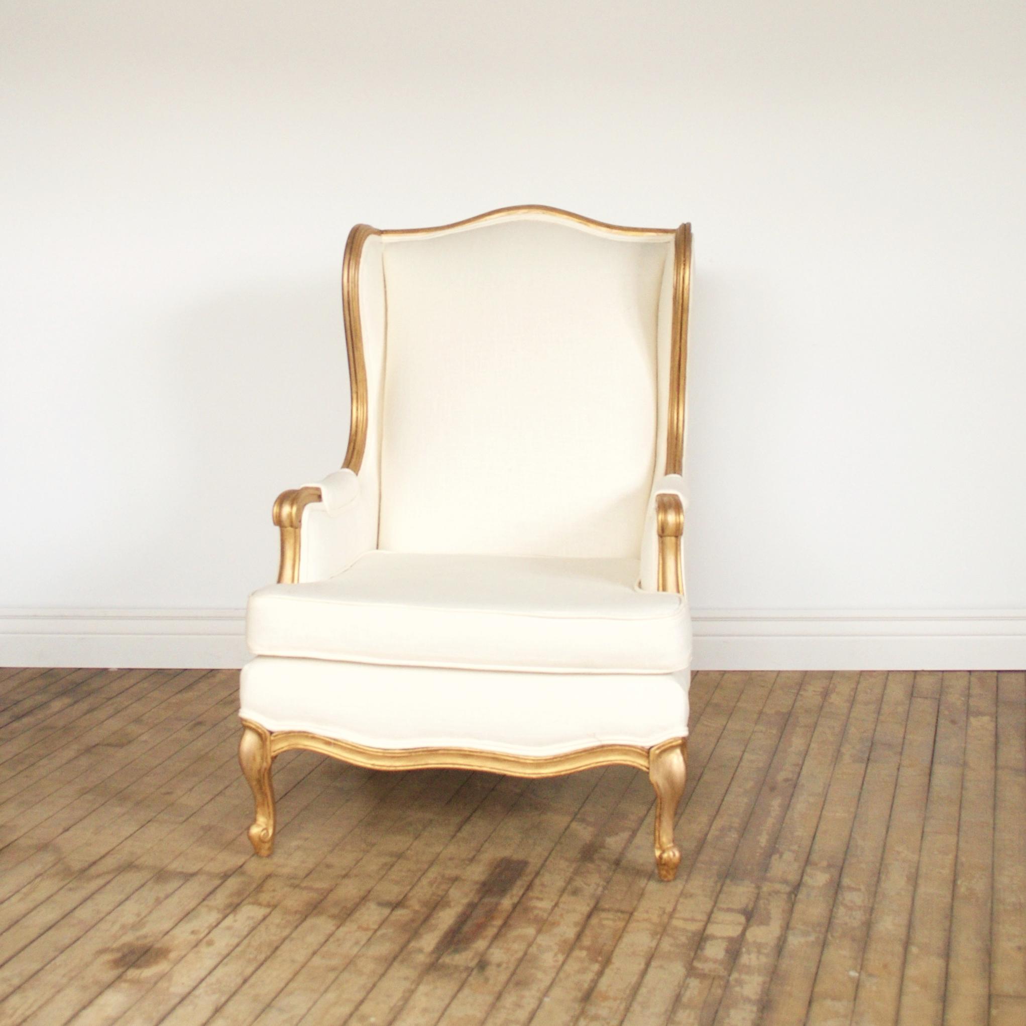"""Golden Ticket Chair    $72    28""""w 30""""d 40""""h"""