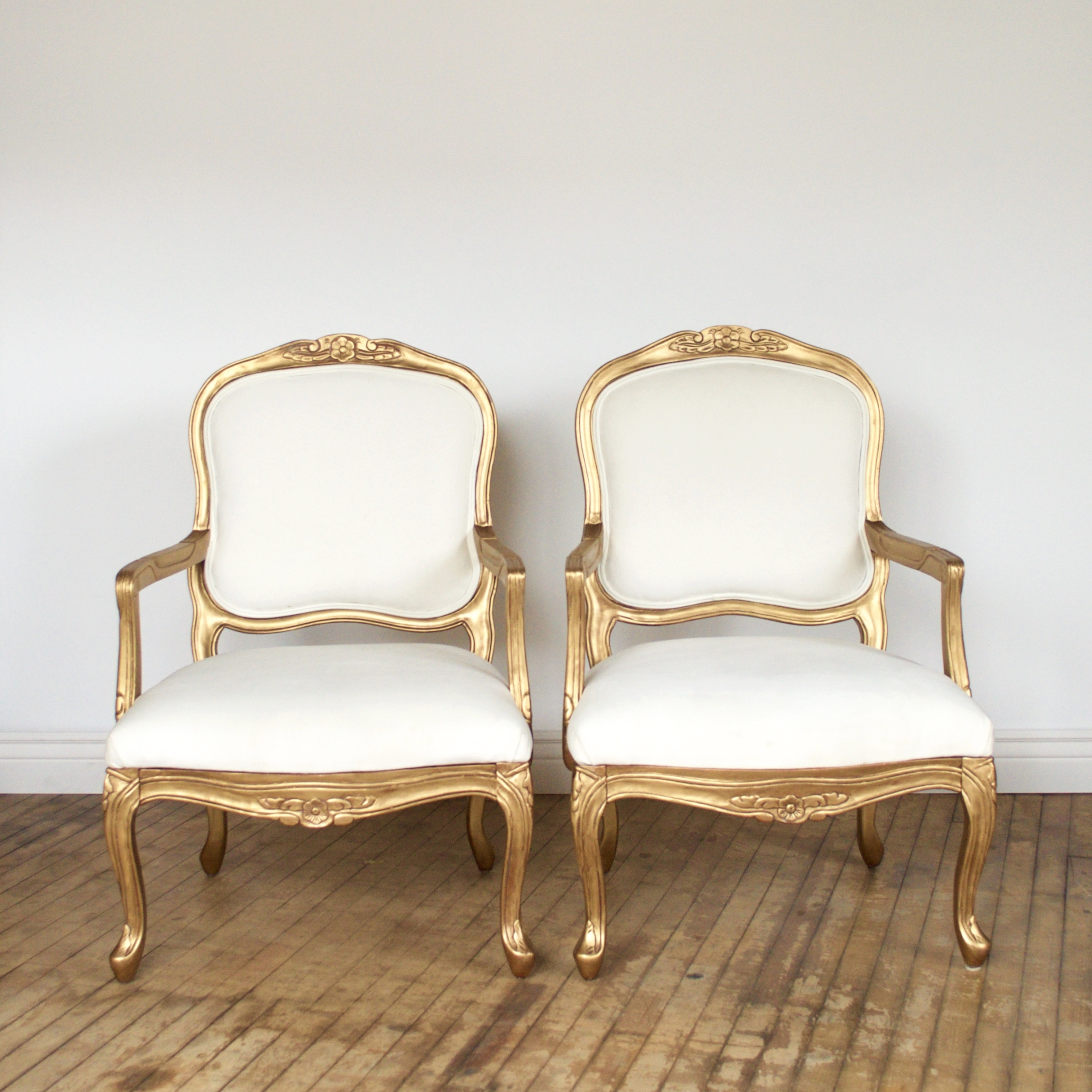 "Beulah Chairs    $144 pair    26""wide 23""deep 39""high"