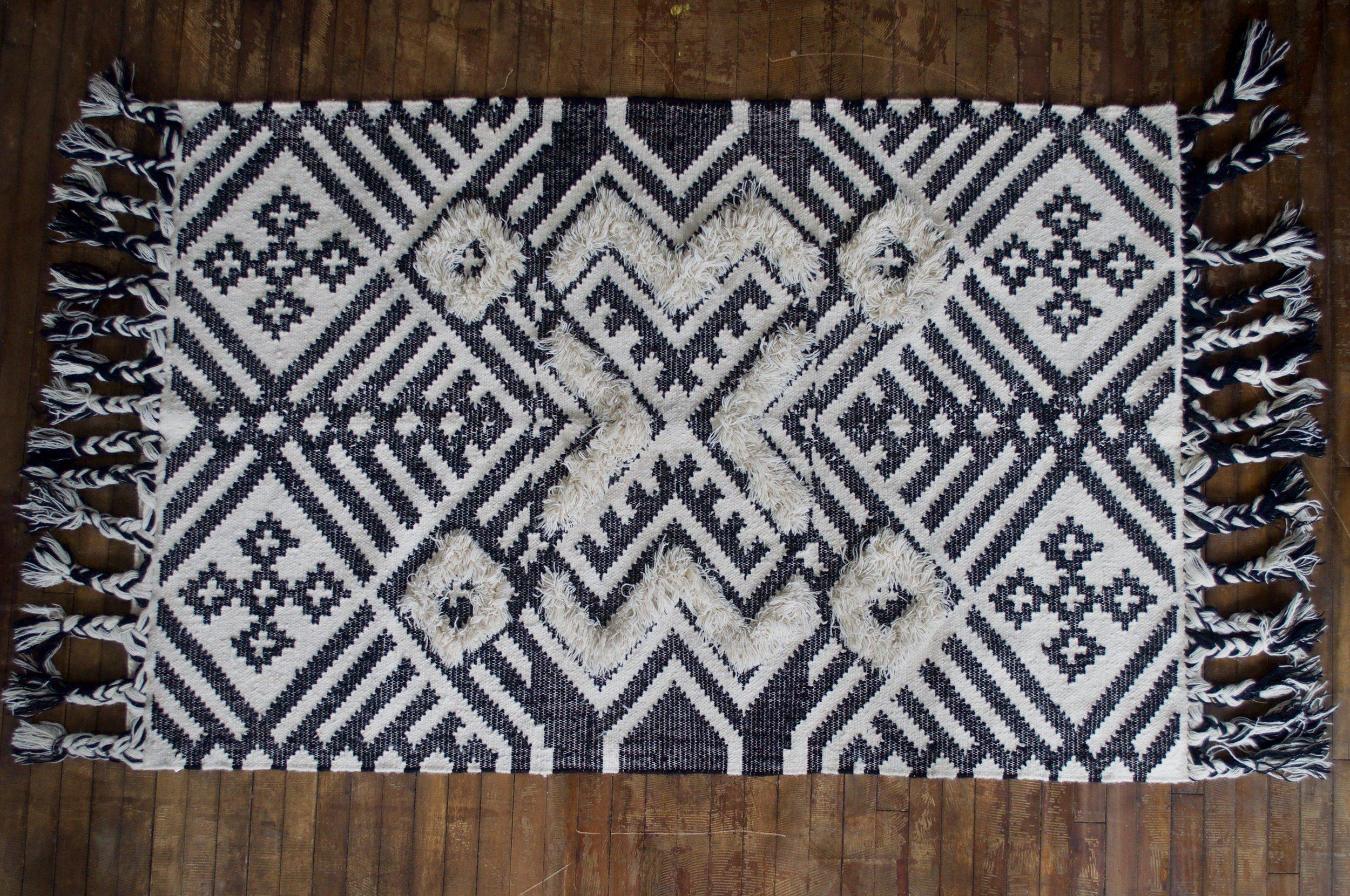 La Vie Boheme Rug (4 x 6) $48