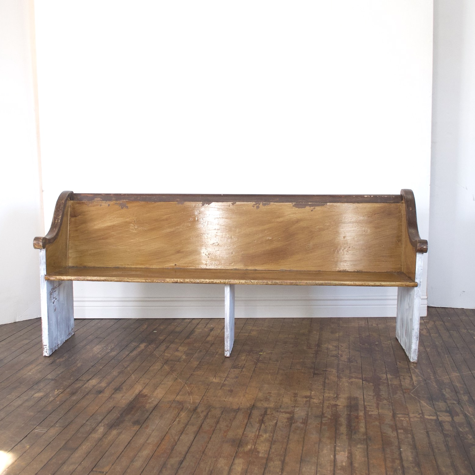 Lutheran Pews (4 avaiable)    $70 each