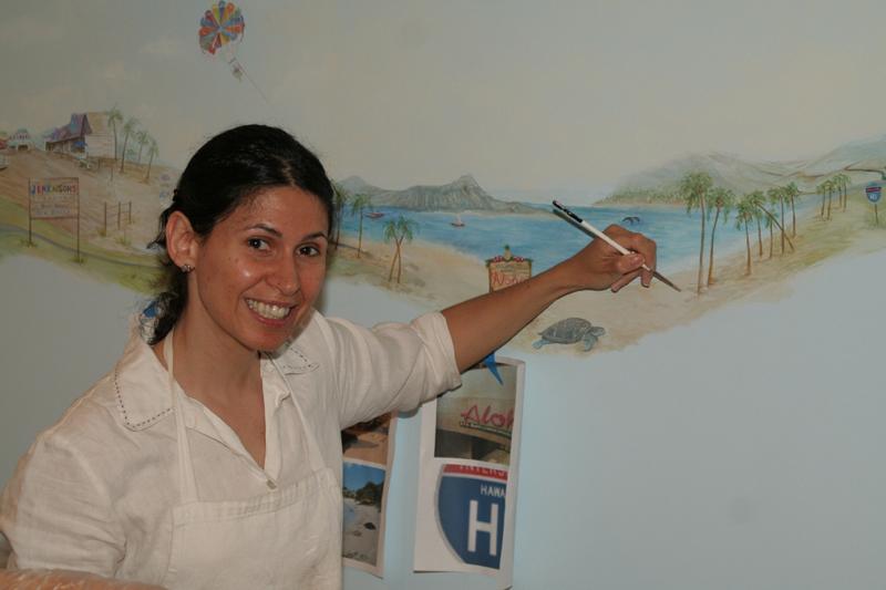 Principal Artist/Designer; Denise DeBiasi-Costantino