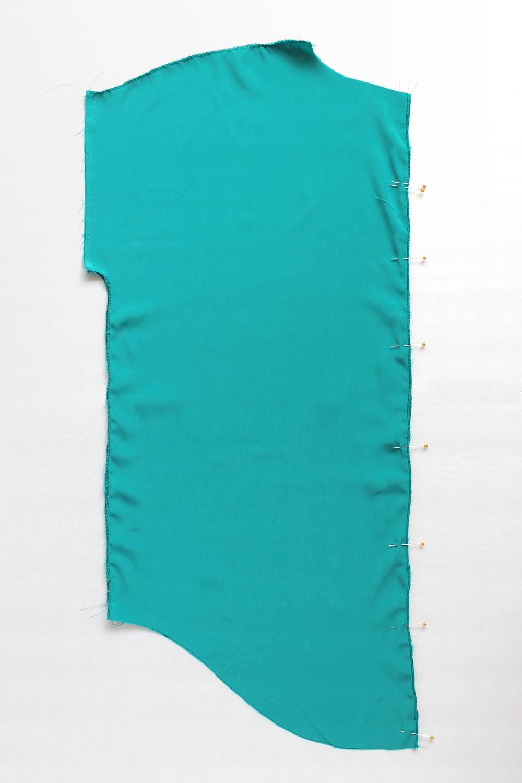 Lou Box Top Sewalong Part 4 Sewing the Back