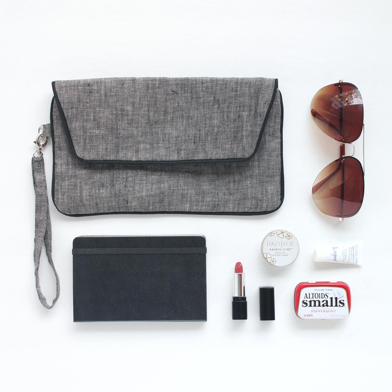 Envelope Clutch –Sew DIY