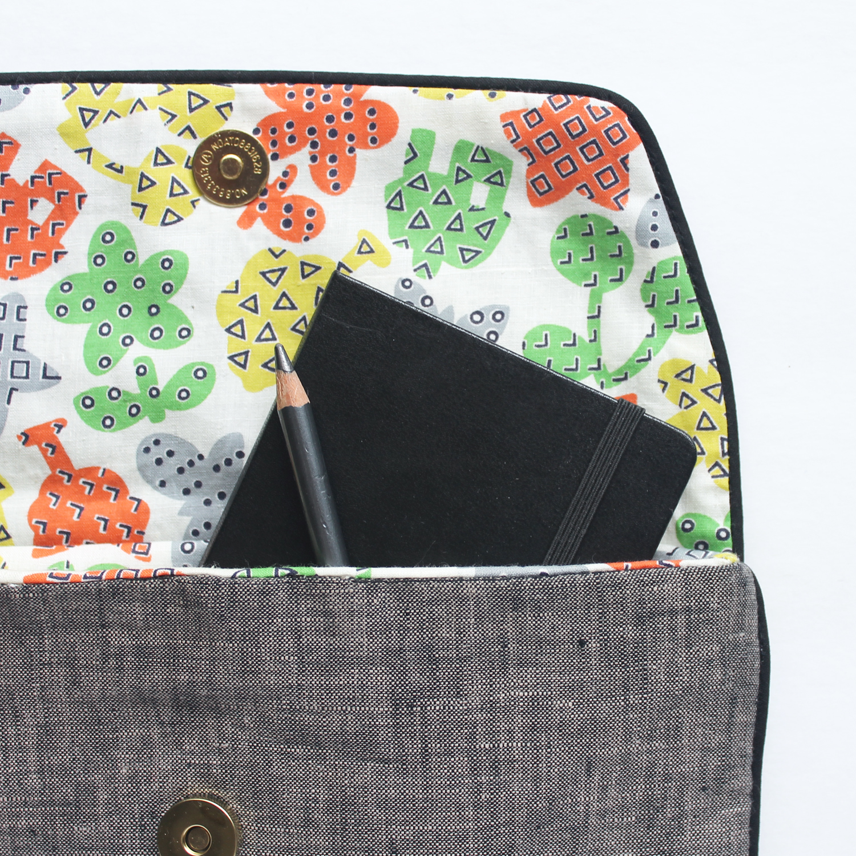 Envelope Clutch – Sew DIY