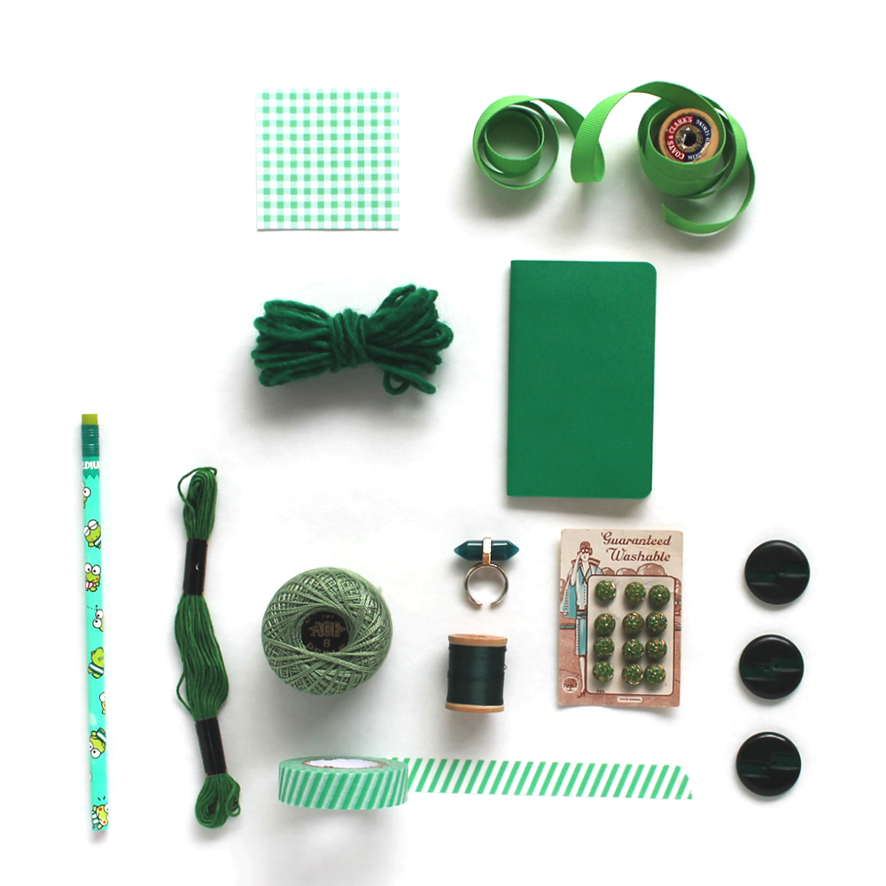 Tips for creating better flatlay photos – Sew DIY