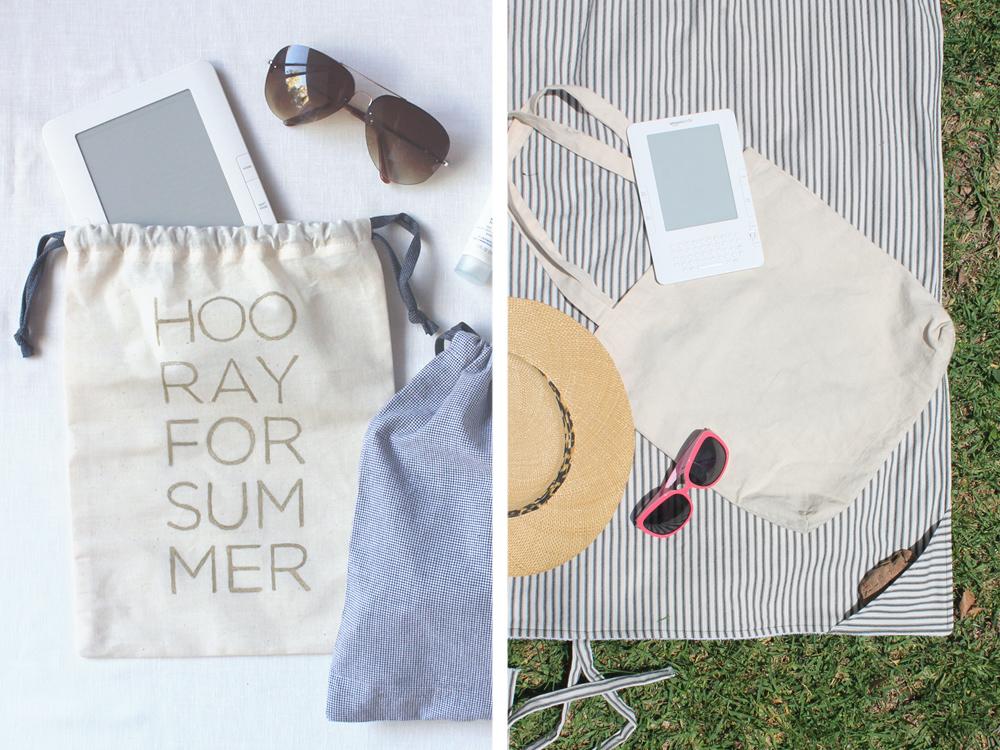 12 Easy Summer DIY's – Sew DIY