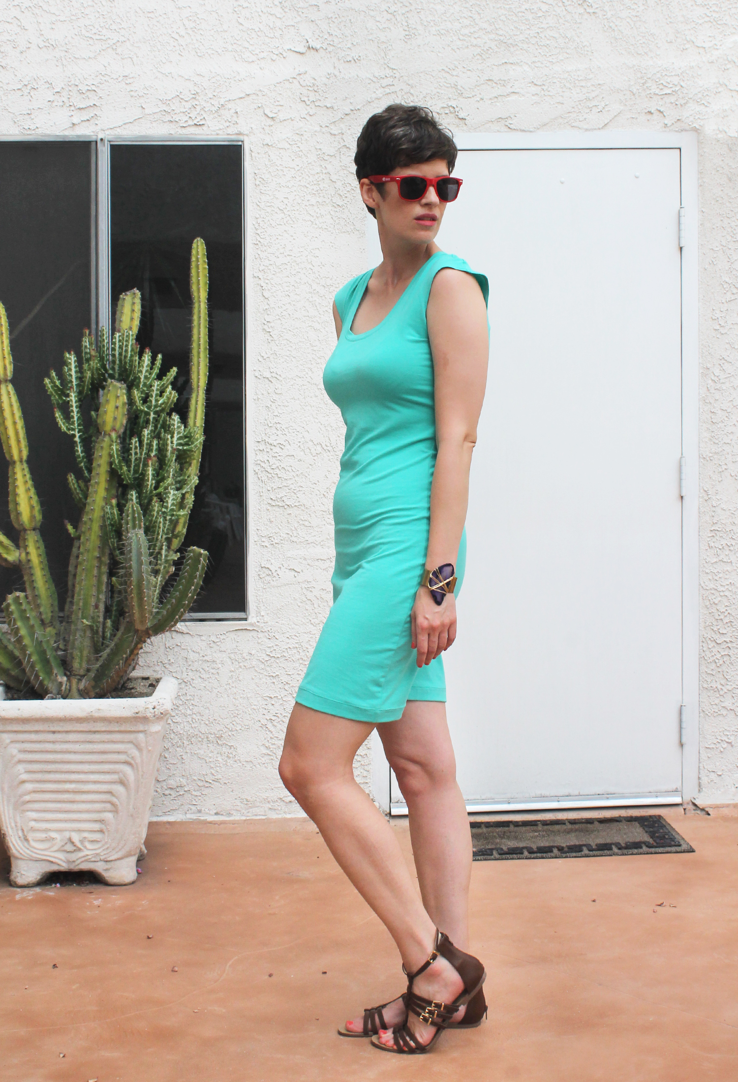 DIY Cap Sleeve Nettie Dress | Sew DIY