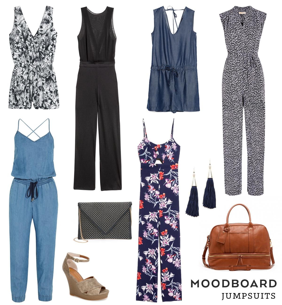 Moodboard – Jumpsuits | Sew DIY