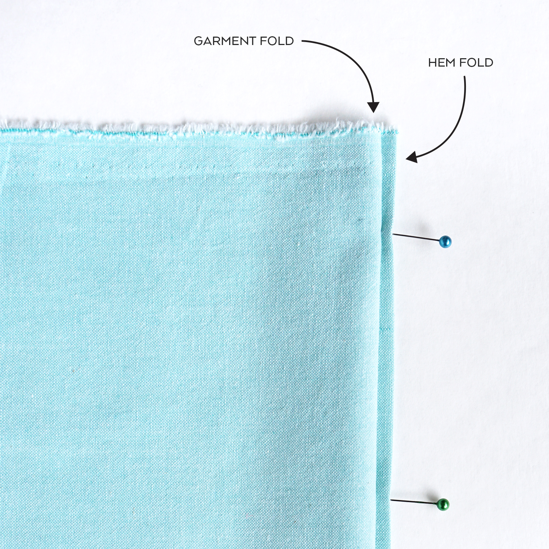 How to Sew a Blind Hem Stitch by Machine | Sew DIY