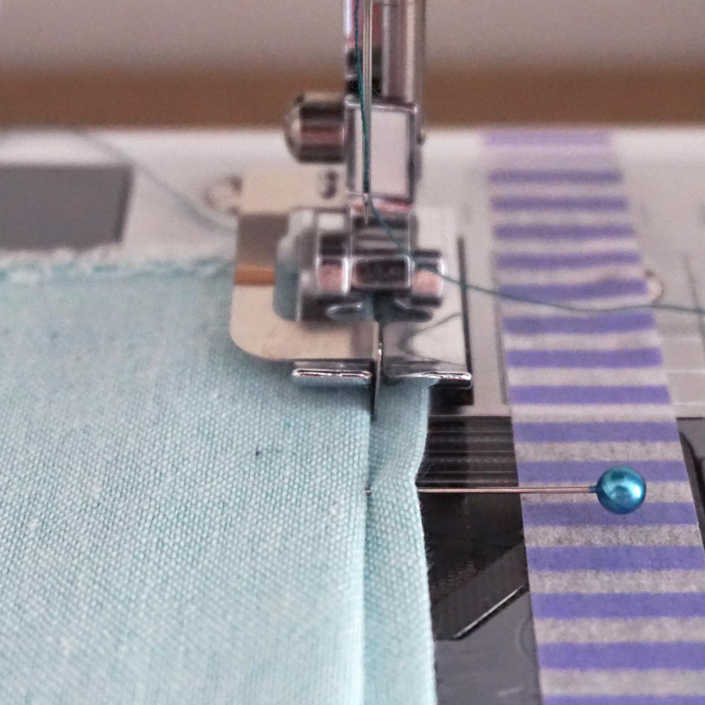 How to Machine Blind Hem Stitch | Sew DIY