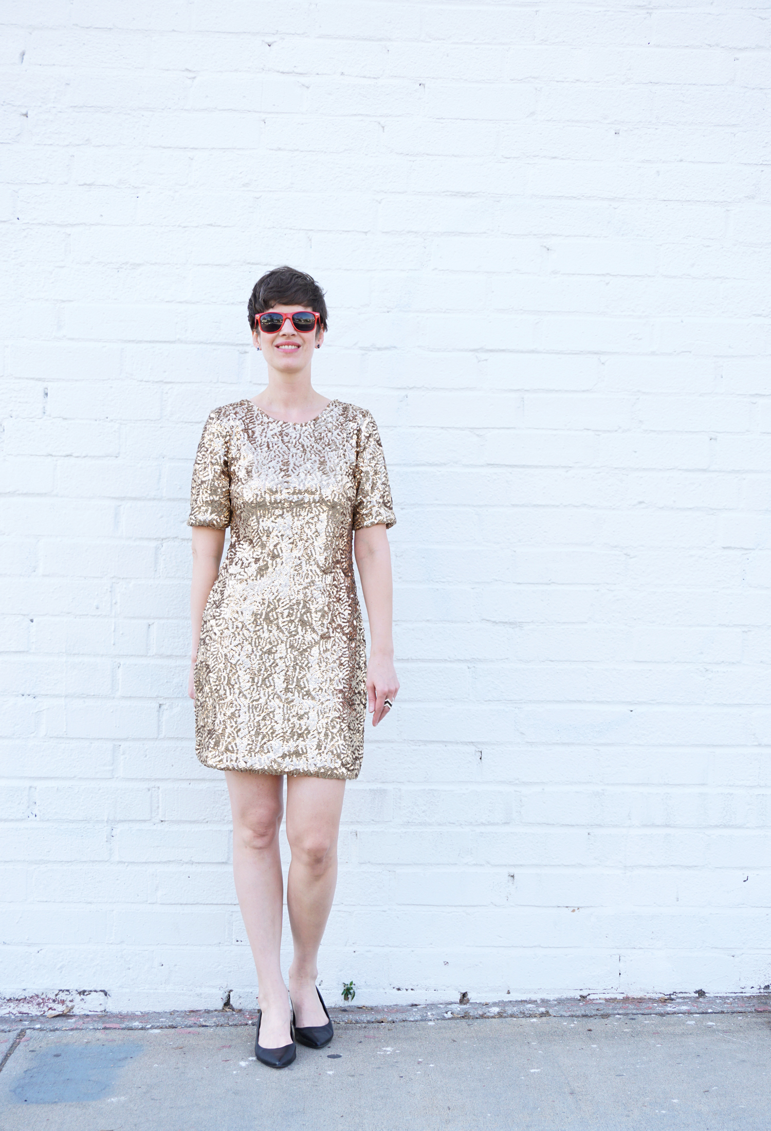 DIY Sequin Mesa Dress   Sew DIY