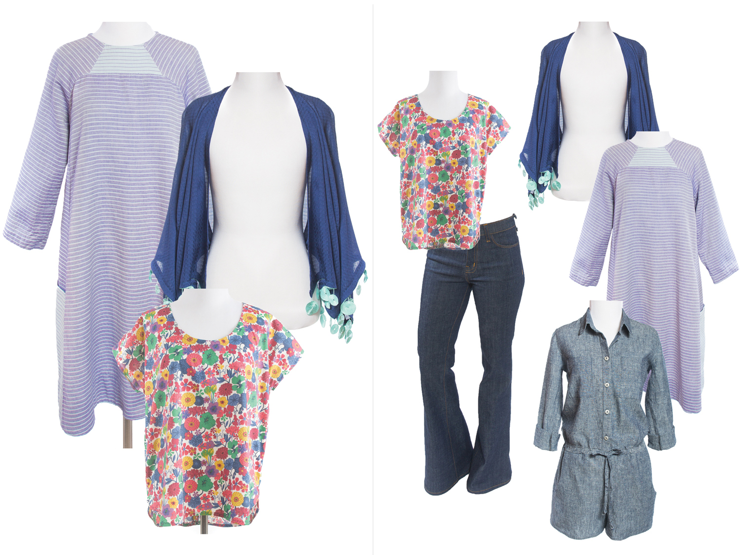 Indiesew Spring Collection 2016