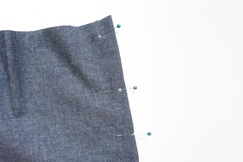 Nita Wrap Skirt Sewalong Day 3: Sewing the Darts | Sew DIY
