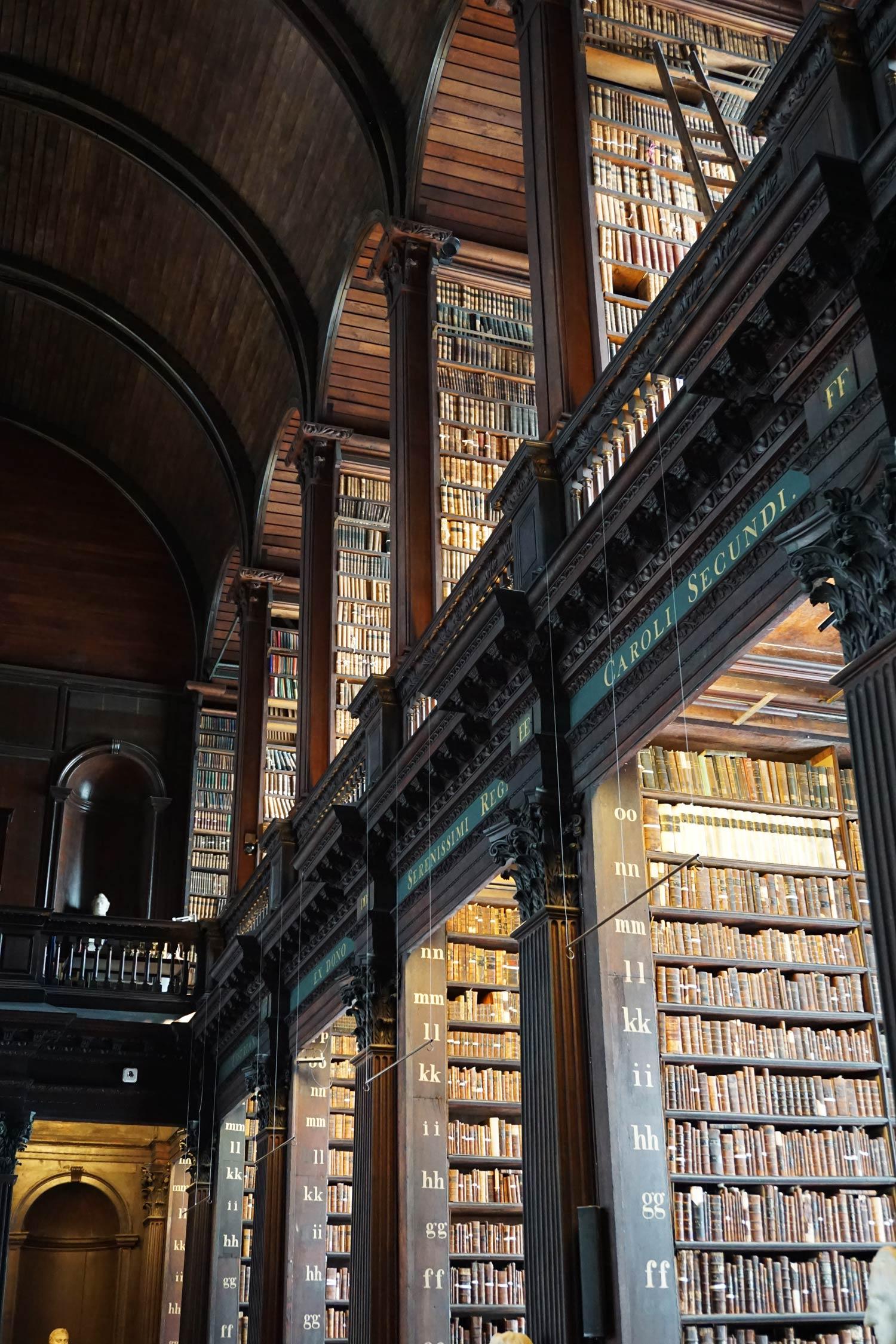 The Old Library, Dublin, Ireland