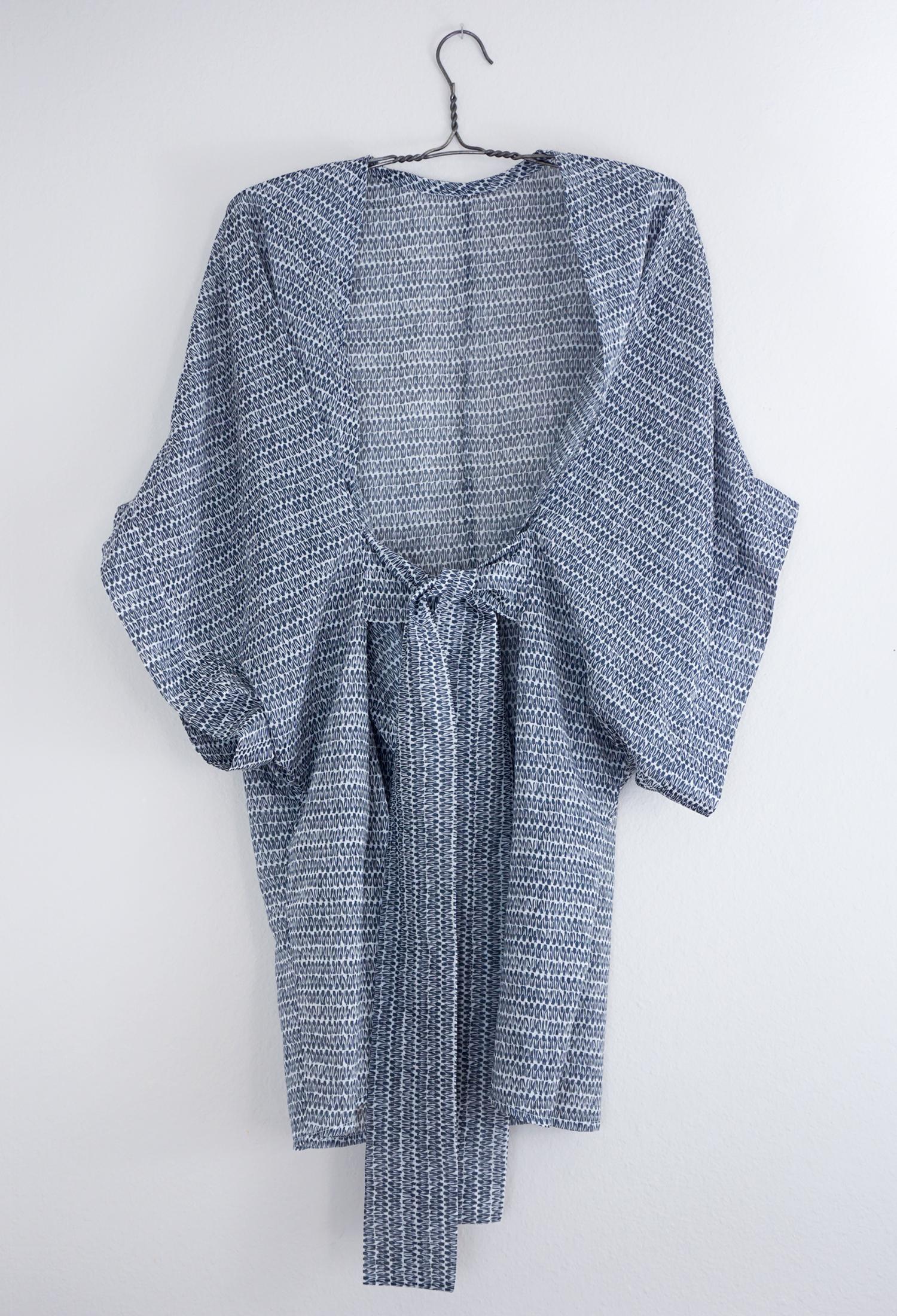 Diy Almada Robe By Seamwork Magazine Sew Diy