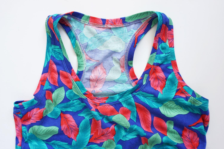 Rumi Tank pattern by Christine Haynes | Sew DIY