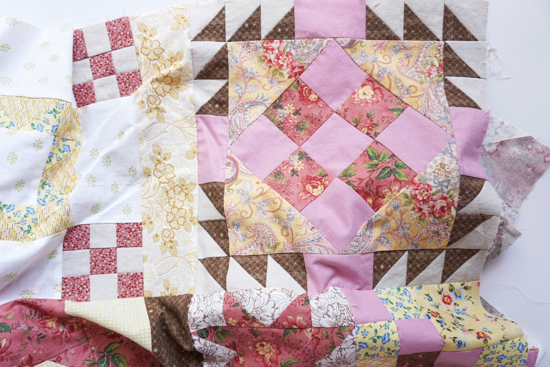 Sampler Quilt work in progress | Sew DIY