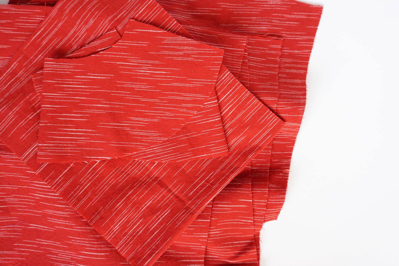 Tea House Dress work in progress | Sew DIY