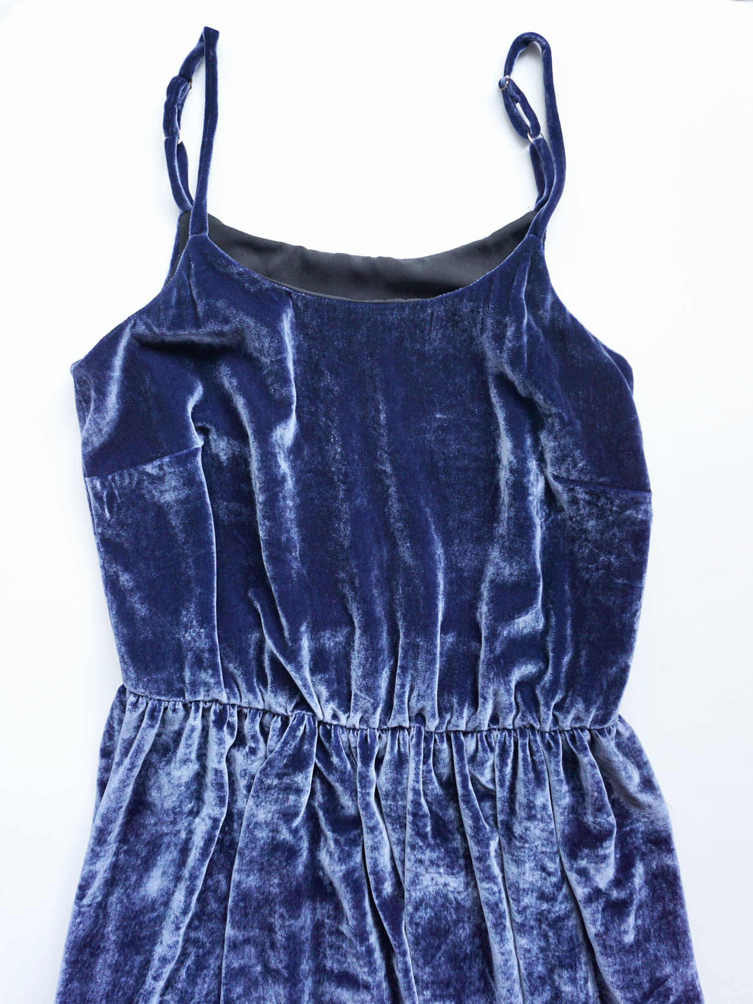 DIY Velvet Slip Dress – Catarina Dress by Seamwork | Sew DIY
