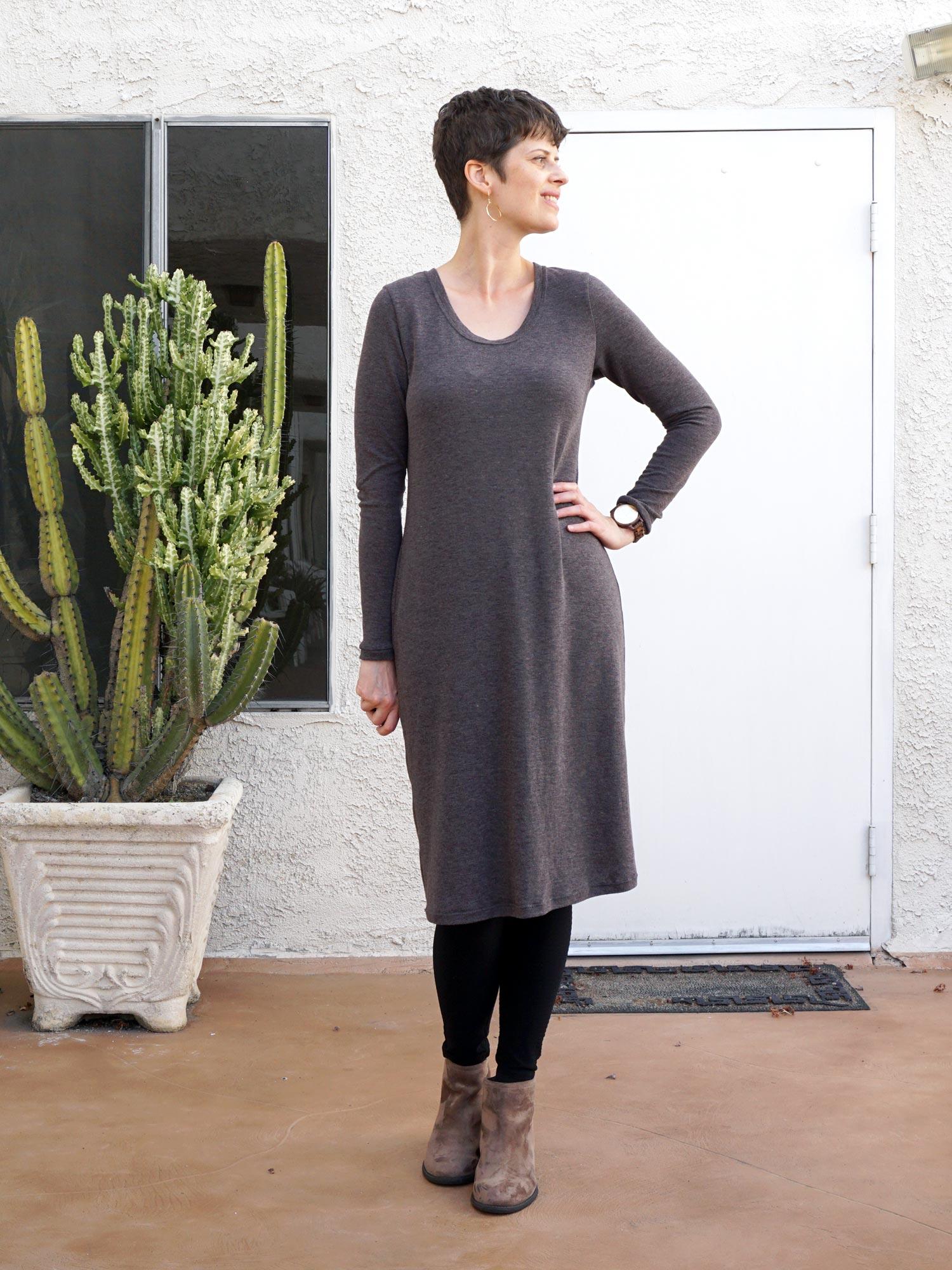 My DIY Travel Outfit – Neenah Dress   Sew DIY