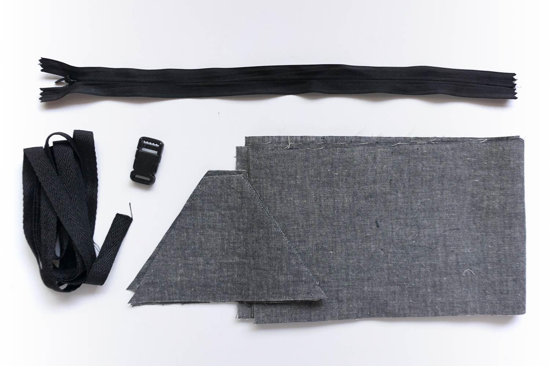 DIY Tutorial –Buckwheat Travel Pillow Supplies | Sew DIY