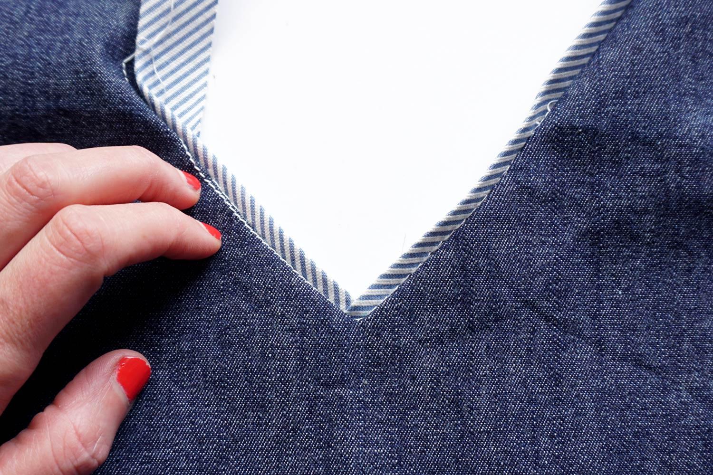 DIY Tutorial –How to Sew Flat Piping Trim | Sew DIY