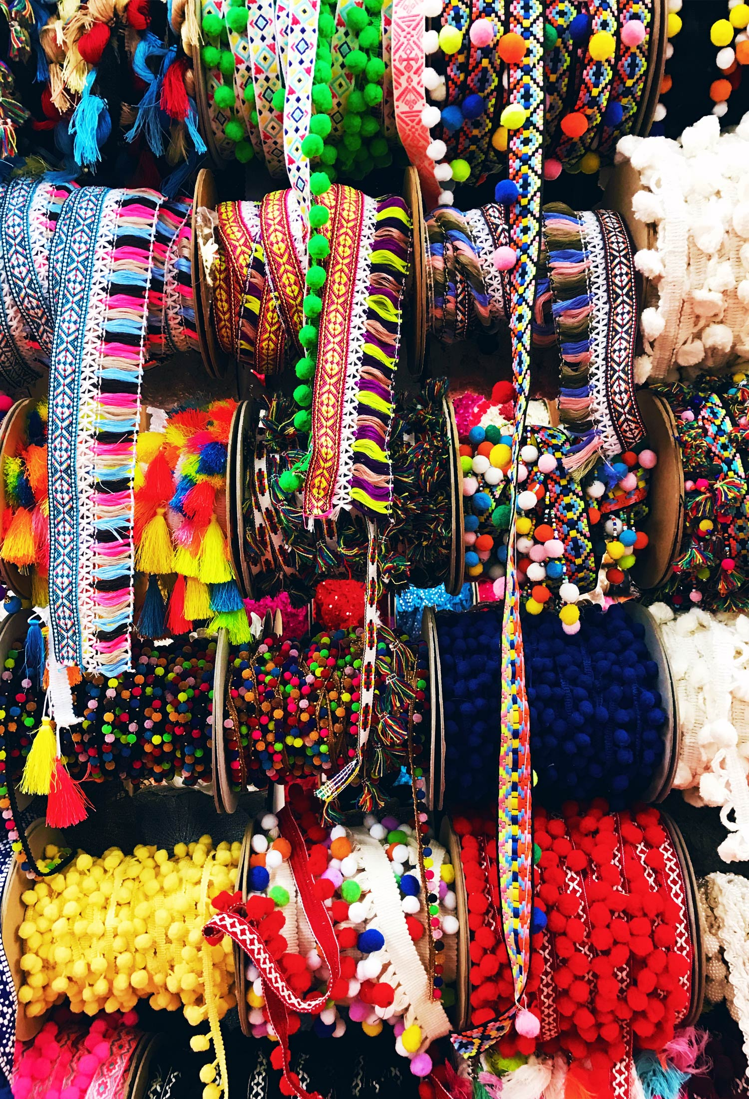 Button & Trim Expo, LA Fashion District   The Ultimate Guide to Fabric Shopping in Los Angeles   Sew DIY
