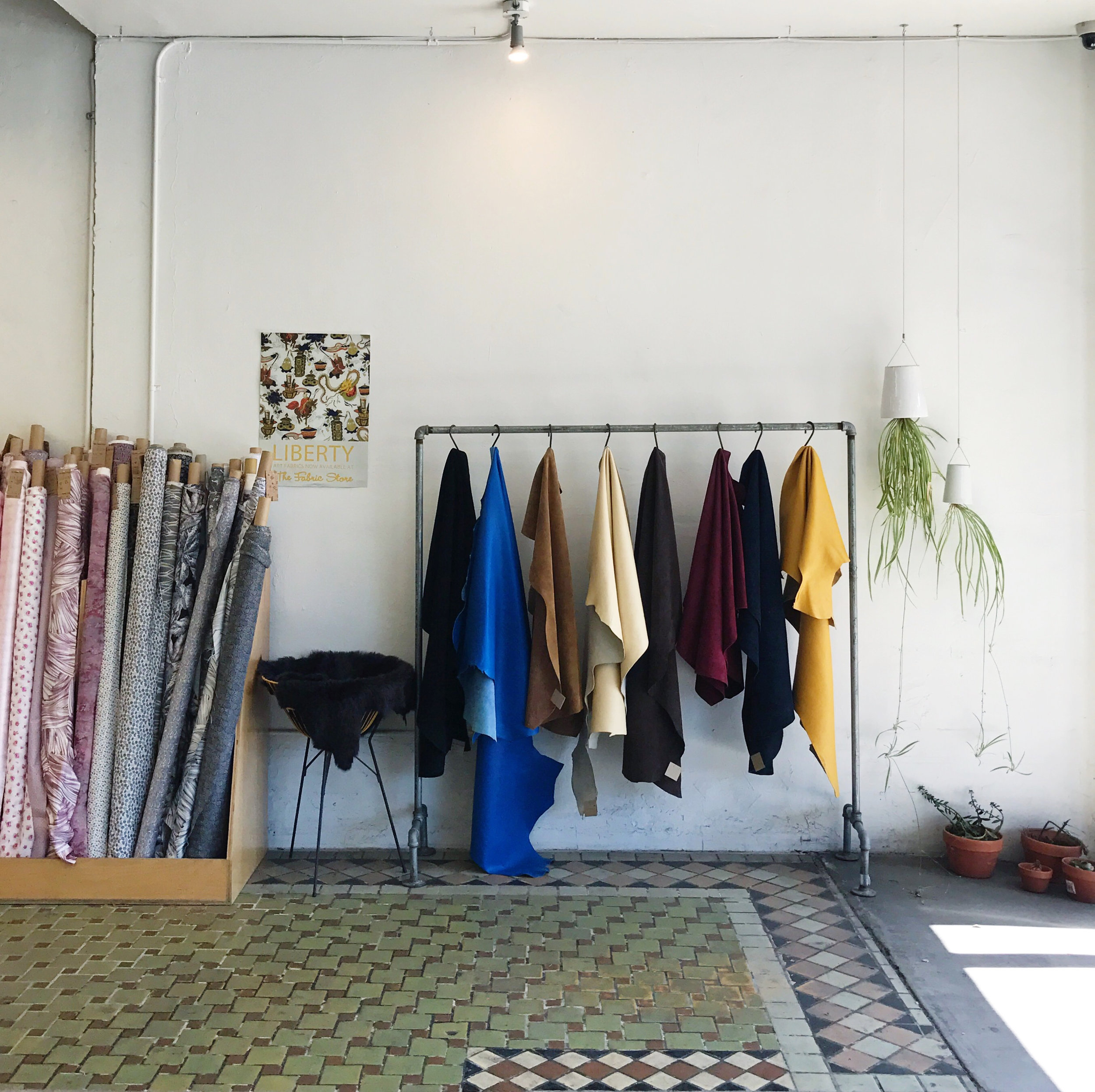 The Fabric Store, Mid-City Los Angeles