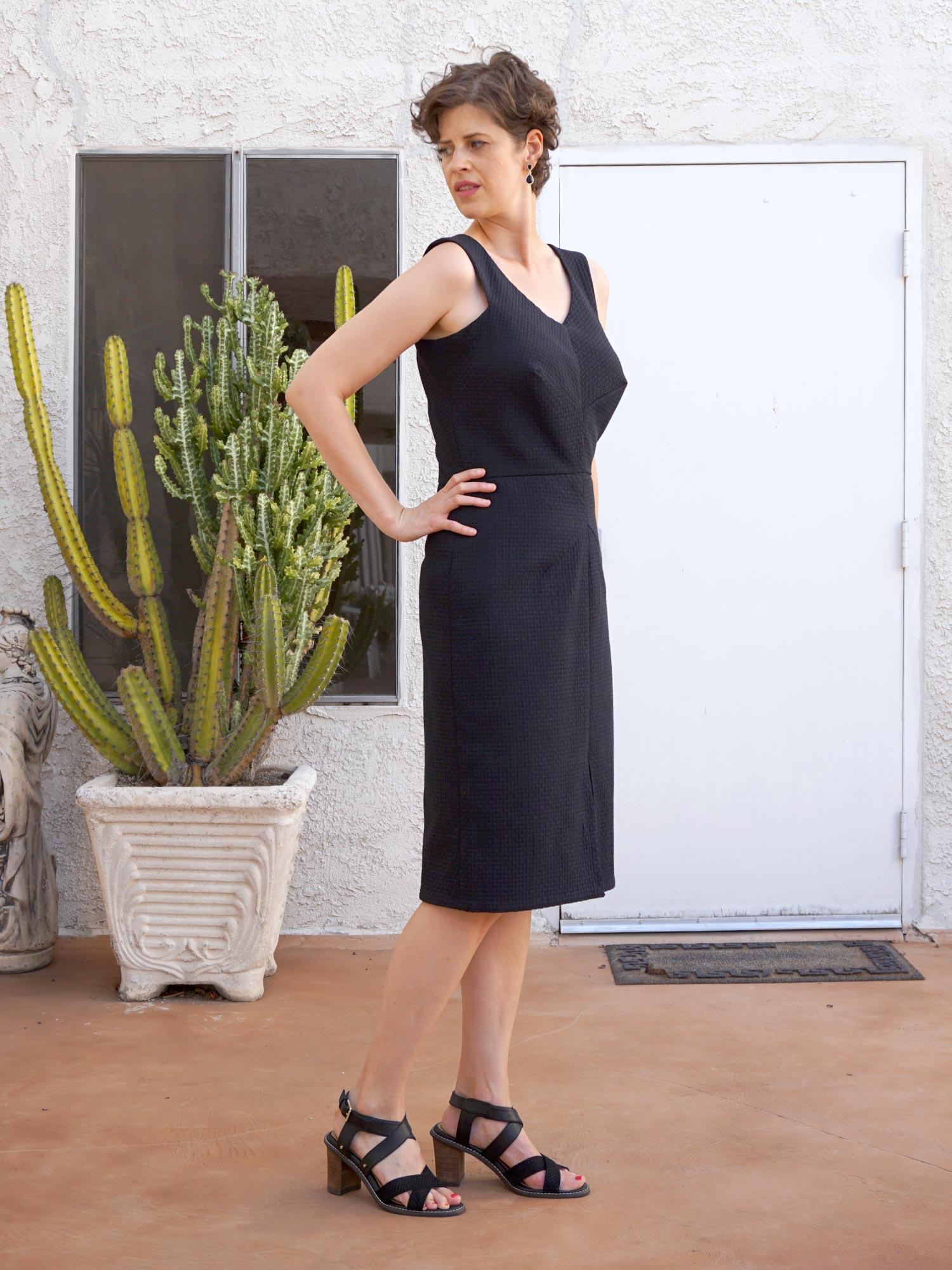 DIY Sheath Dress – Review of the Sophia Dress by By Hand London | Sew DIY