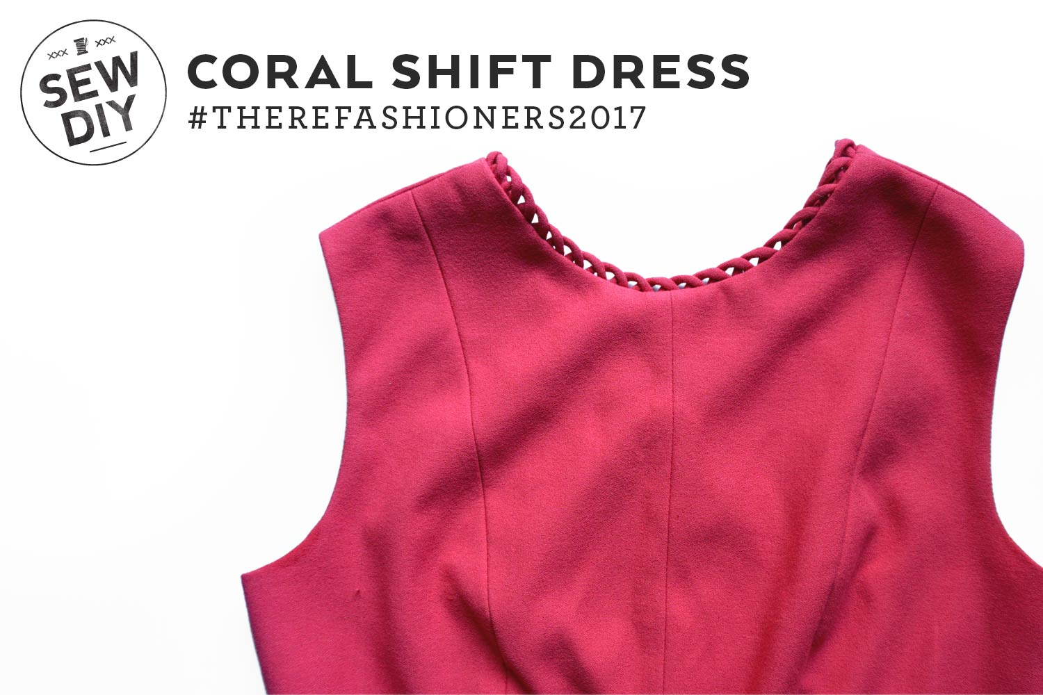 Suit to Dress Refashion – The Refashioners 2017   Sew DIY