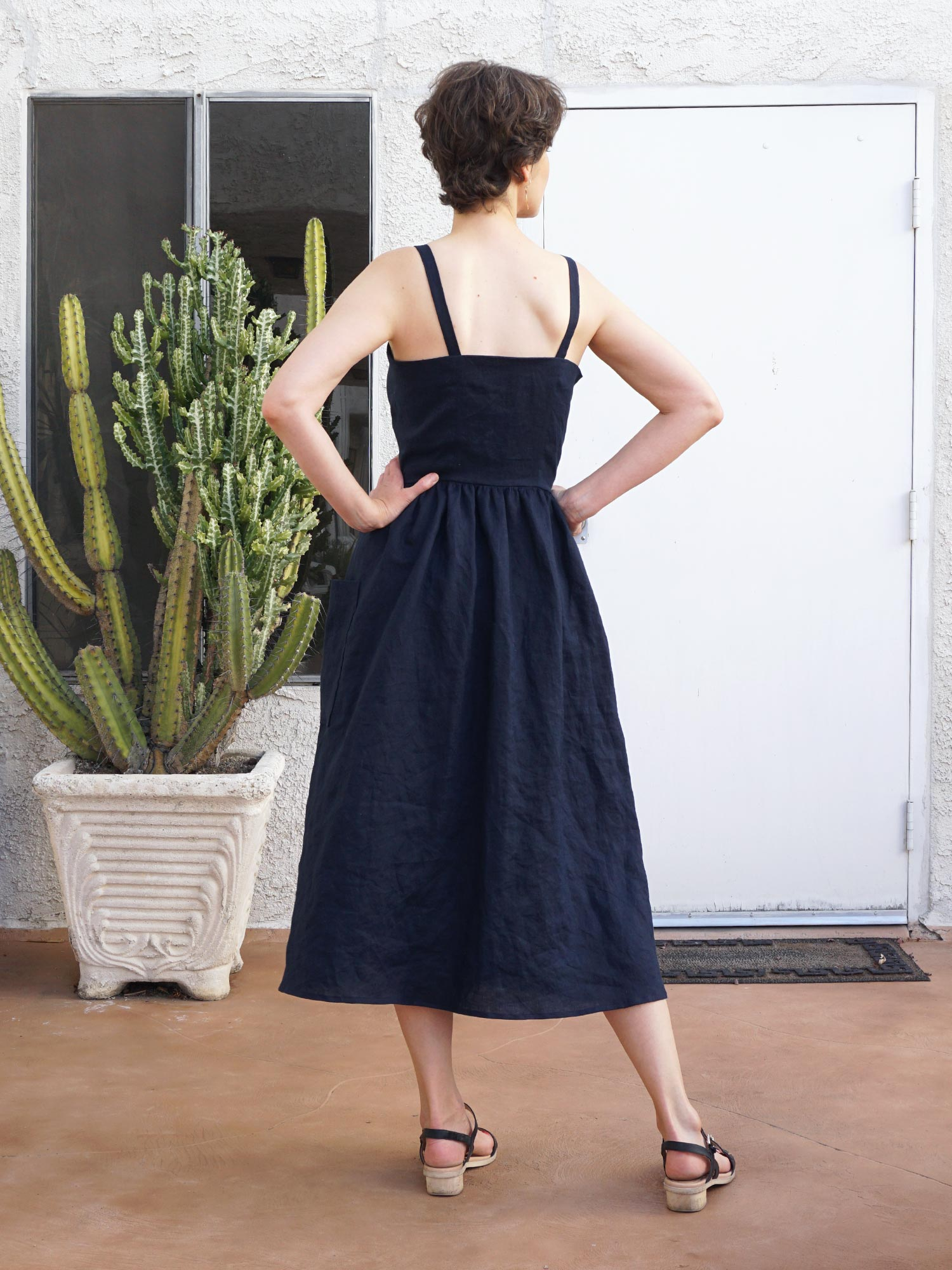DIY Sweetheart Dress – Review of the Jessica Dress by Mimi G