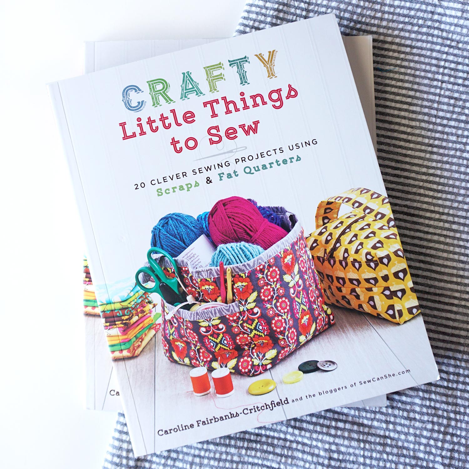 Crafty Little Things to Sew – Giveaway and Blog Hop | Sew DIY