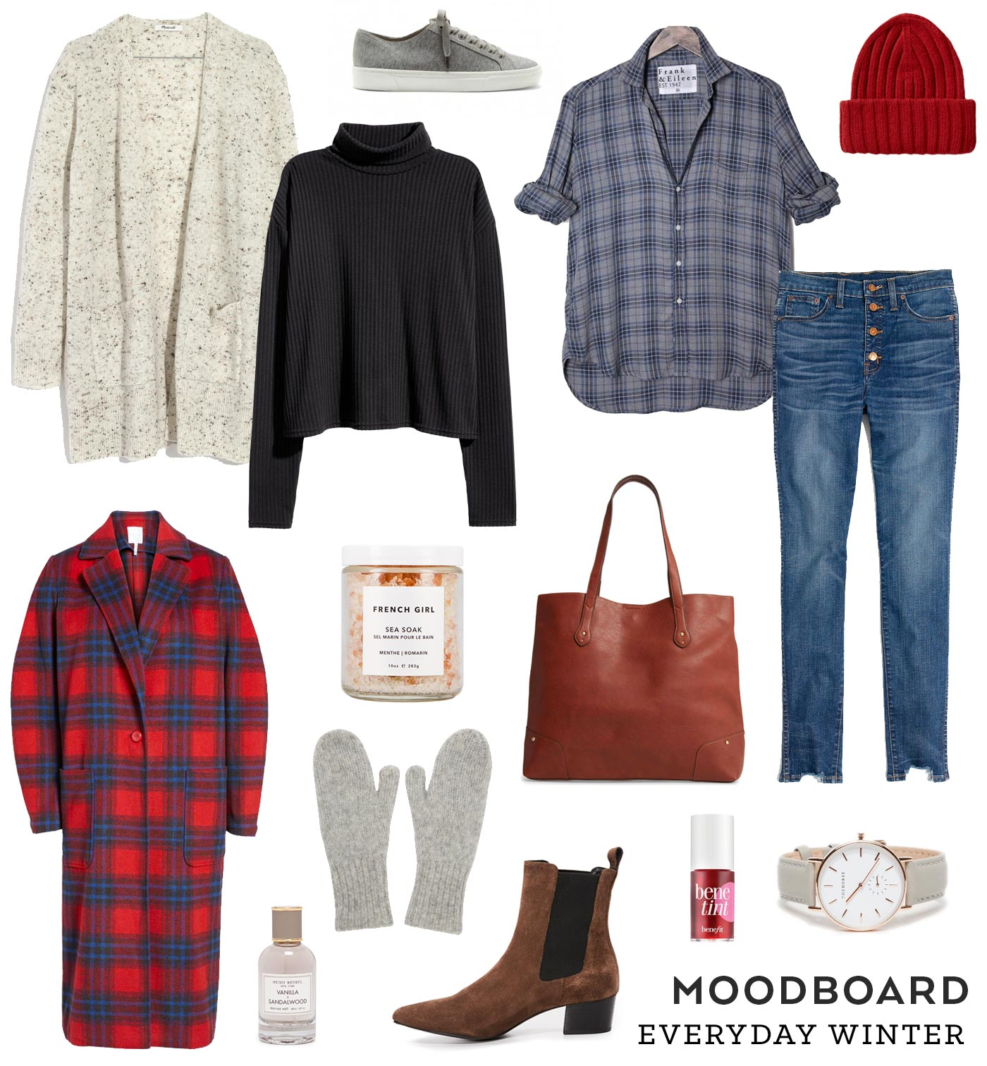 Moodboard – Everyday Winter Style | Sew DIY
