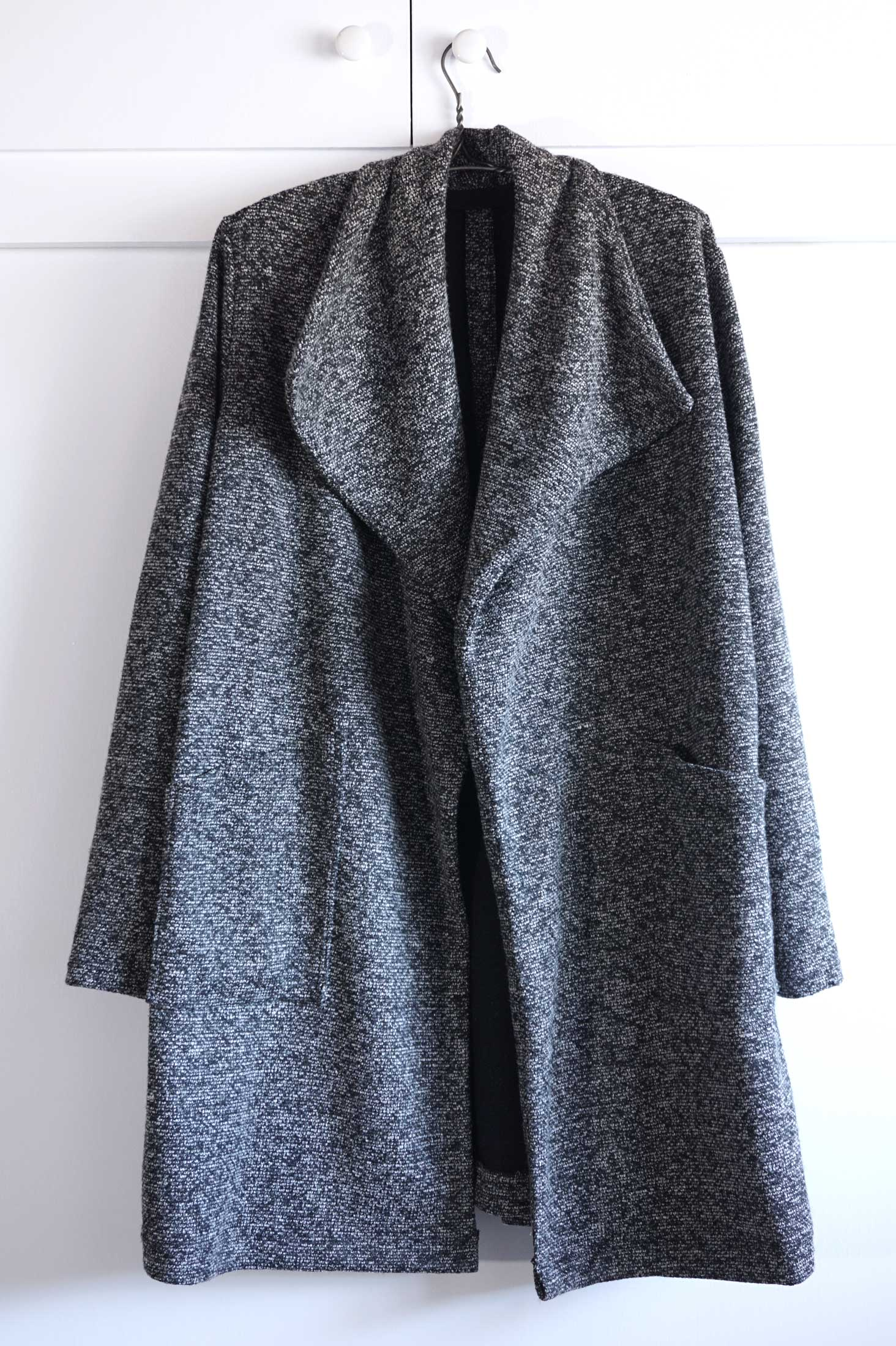DIY Boucle Coatigan –Review of the Jill Coat by Seamwork | Sew DIY