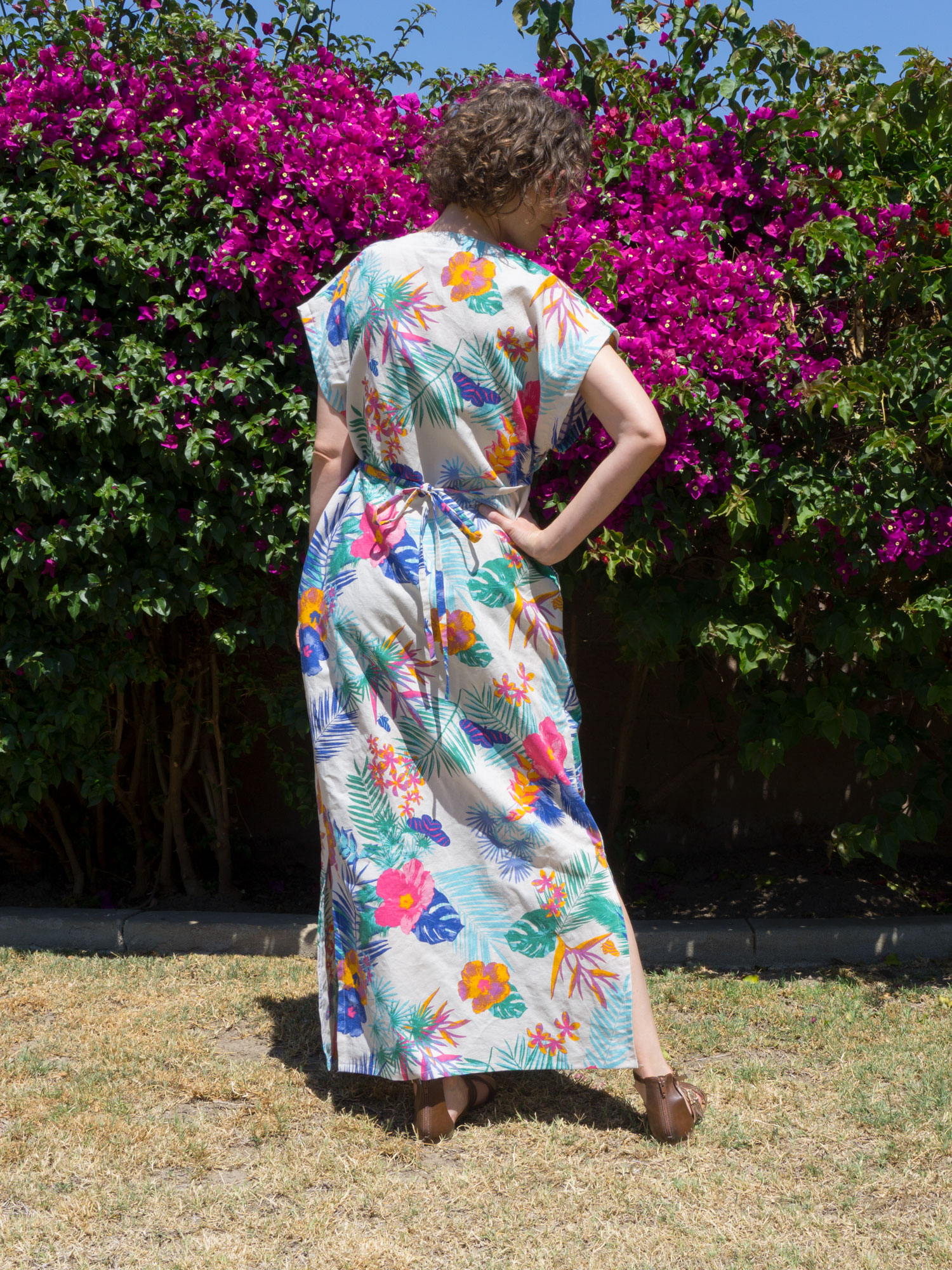 DIY Caftan – Review of the Charlie Caftan by Closet Case Patterns | Sew DIY