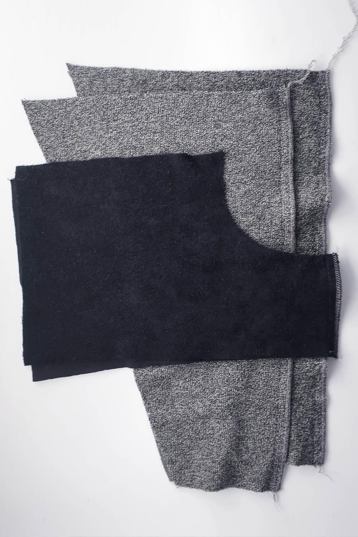 Ali Sweatshirt Sewalong Day 4 - Yoke and Sleeves | Sew DIY