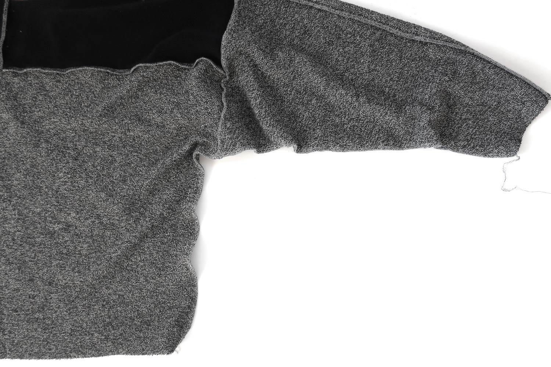 Ali Sweatshirt Sewalong Day 7 - Underarm Seam | Sew DIY