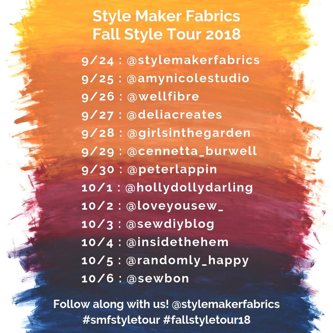 StyleMaker Fall Tour 2018