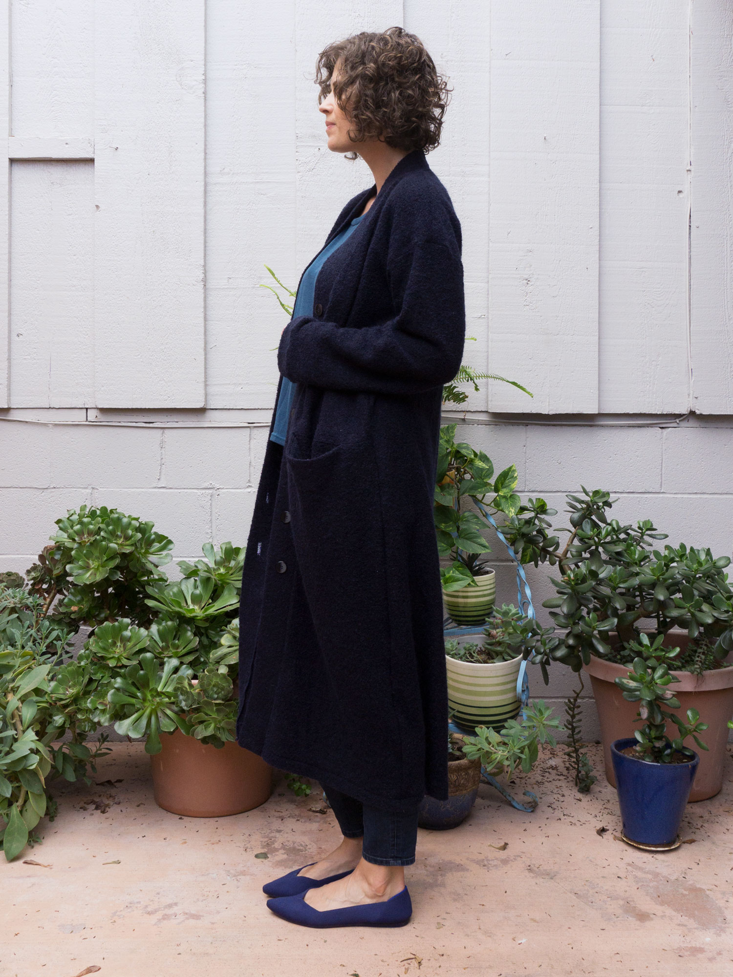 StyleMaker Fall Tour – Esme Cardigan by Named Patterns | Sew DIY
