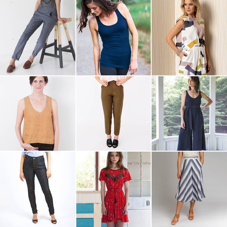 2019 Make Nine Challenge | Sew DIY