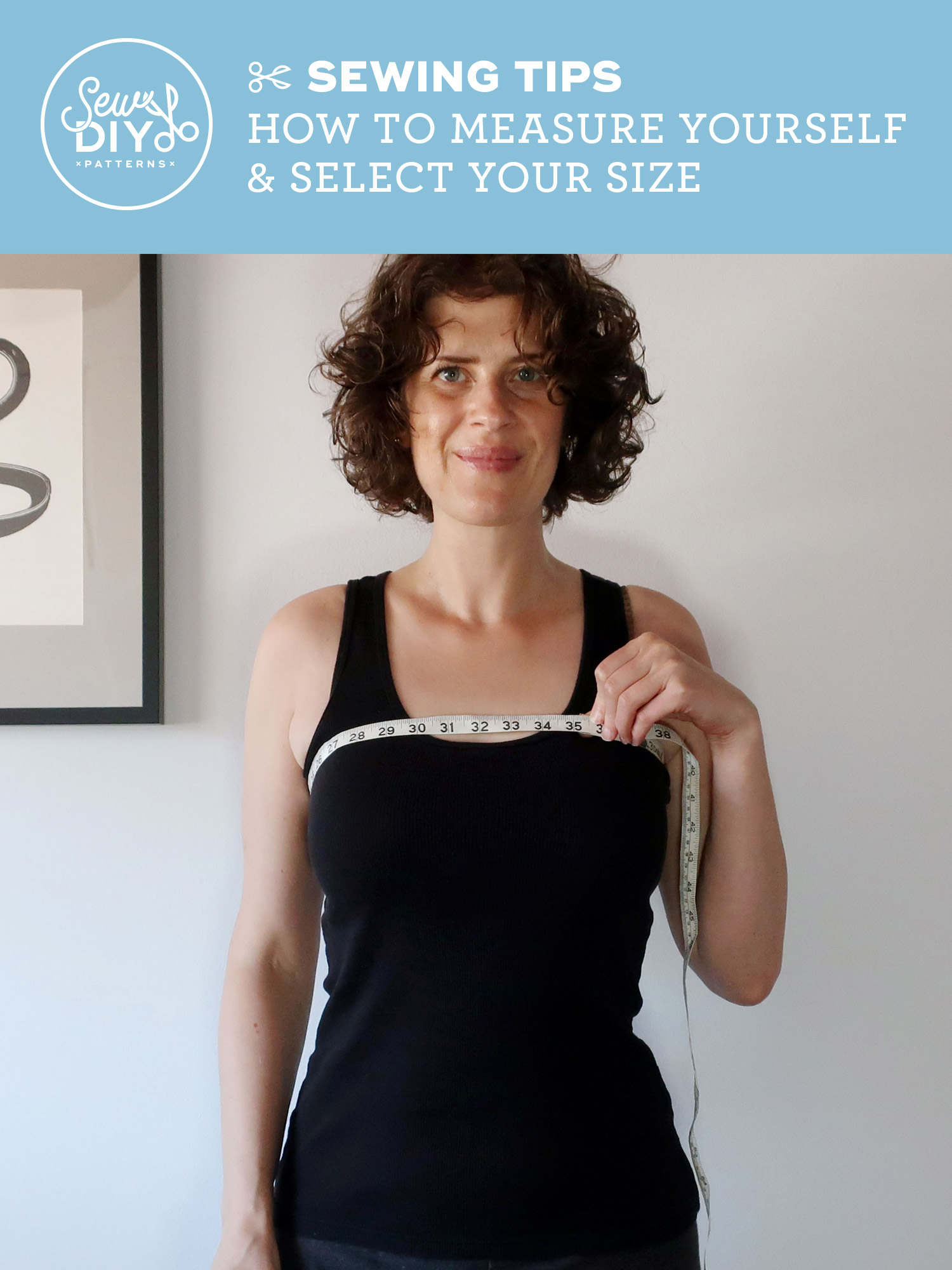 How to Measure Yourself and Select Your Size - Lou Box Top