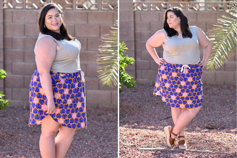 Lela Skirt Tester Roundup - Leanne