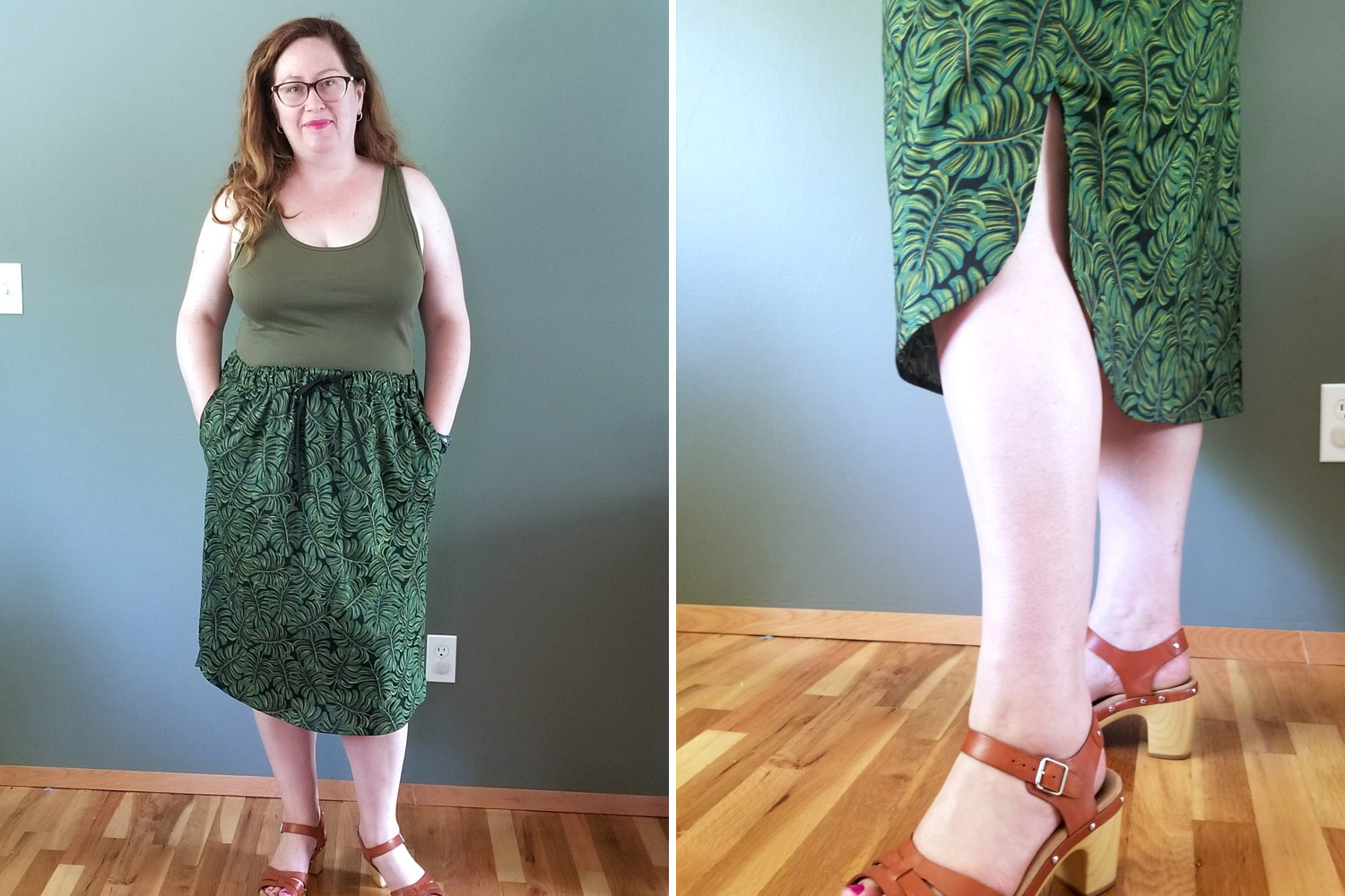 Lela Skirt Tester Roundup - Claire