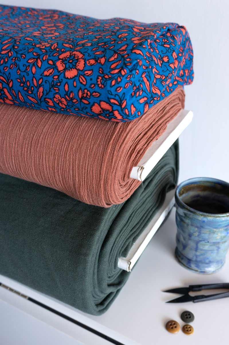 Sew DIY Fabrics Collection 001 group 2