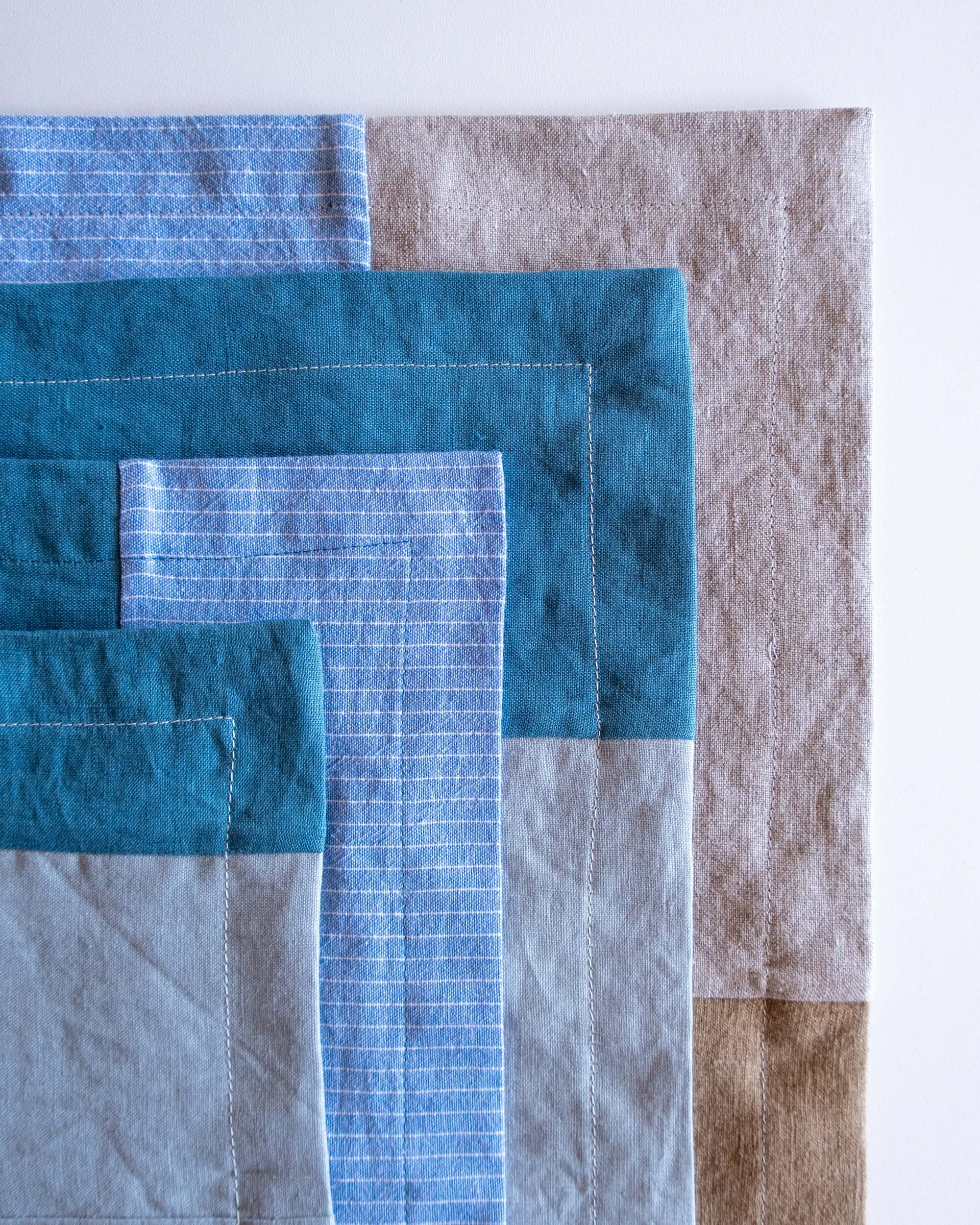 How To Sew Mitered Corner Napkins Video Tutorial Sew Diy