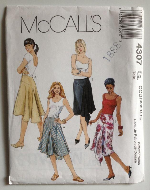 McCall's 4307 vintage pattern