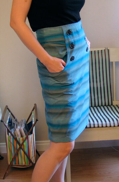 Kasia Skirt Sew DIY