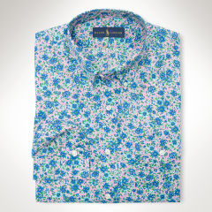 fashion stylist street style african blogger chicago polo floral shirt.jpg