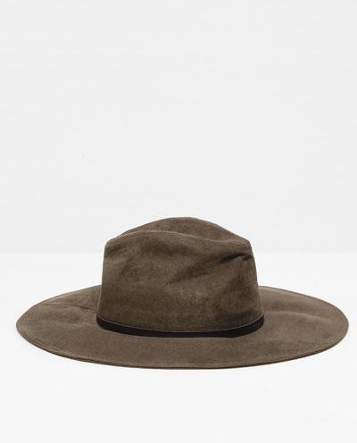Zara leather style hat fashion stylist street style african blogger chicago.jpg