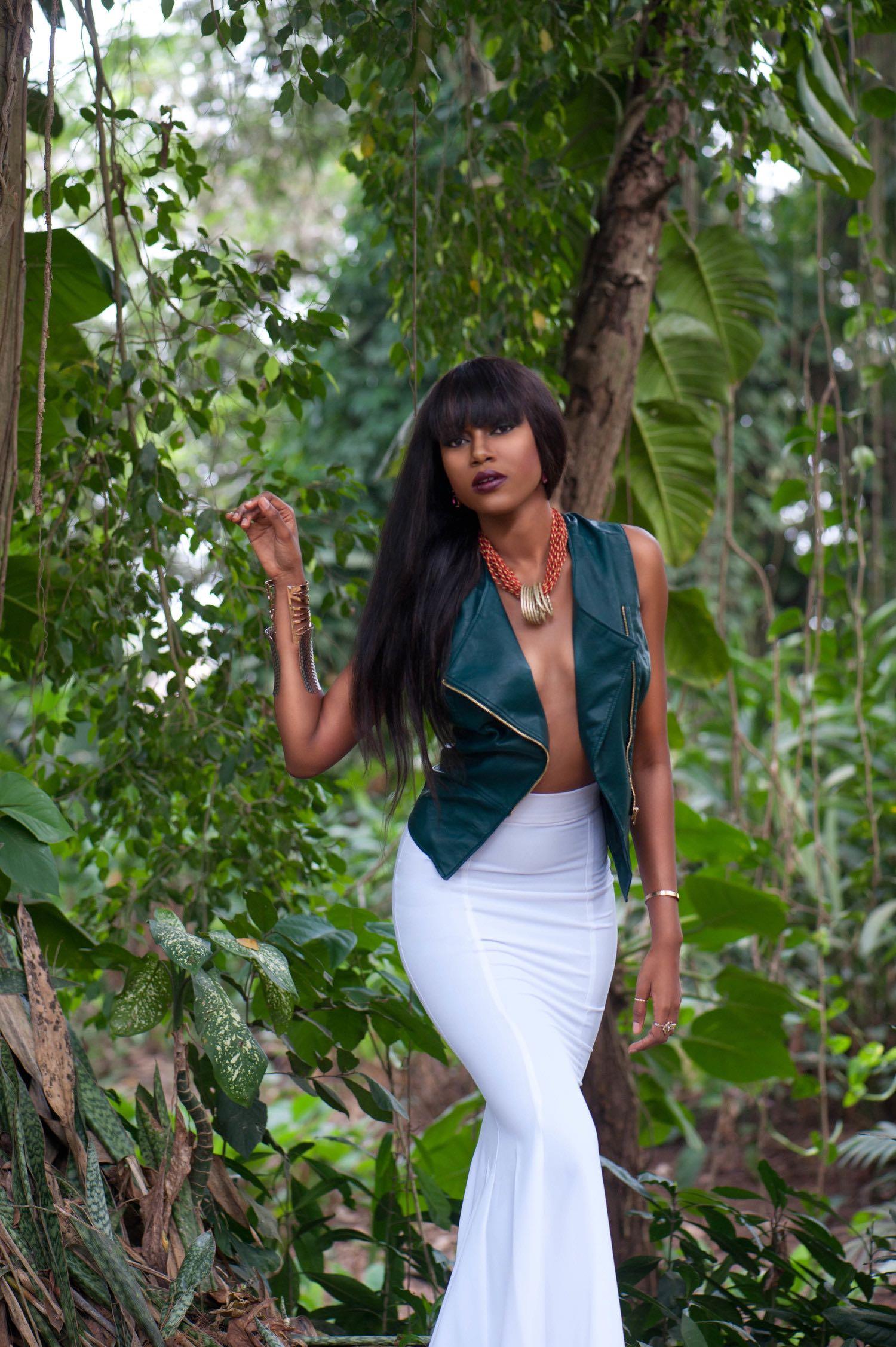 YVONNE NELSON - Y MAGAZINE NIGERIA -